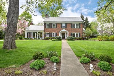 Single Family Home For Sale: 616 Yale Avenue