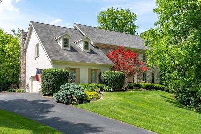Single Family Home For Sale: 7156 Ravens Run Road