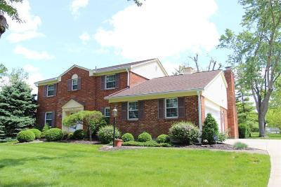 West Chester Single Family Home For Sale: 8236 Lakeshore Drive