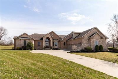 Liberty Twp Single Family Home For Sale: 6950 Cross Creek Lane