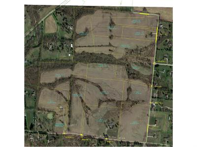 Warren County Residential Lots & Land For Sale: N Liberty Keuter Road