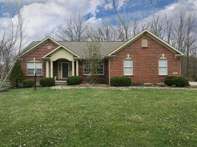 Single Family Home For Sale: 5952 Wedgwood Drive