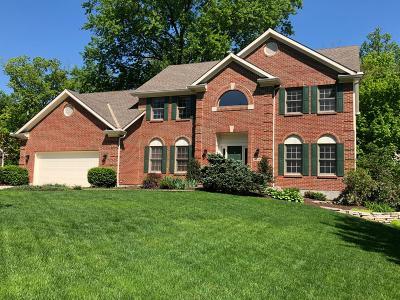 Single Family Home For Sale: 6638 Miami Trails Drive