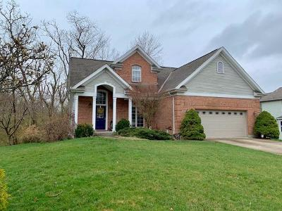 Single Family Home For Sale: 1134 Heritage Court