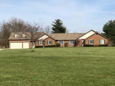 Turtle Creek Twp Single Family Home For Sale: 1472 Hart Road