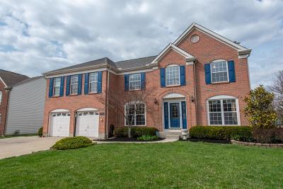 Mason Single Family Home For Sale: 4588 Creekrun Drive