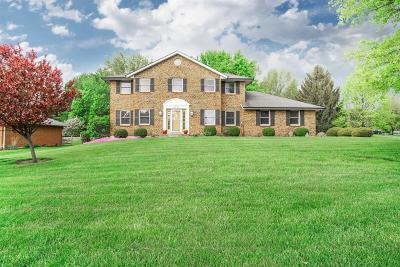 West Chester Single Family Home For Sale: 8219 Hearthstone Court