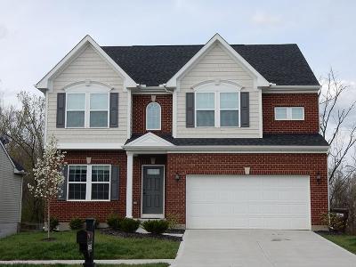 Single Family Home For Sale: 2860 Alysheba Court