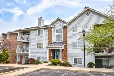 West Chester Condo/Townhouse For Sale: 7626 Shawnee Lane #208