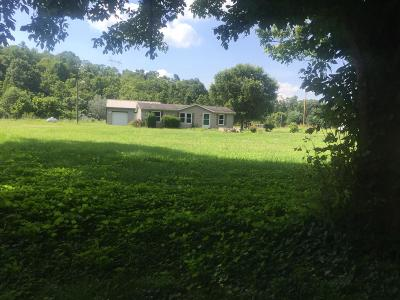 Adams County, Brown County, Clinton County, Highland County Single Family Home For Sale: 235 Dunbar Road