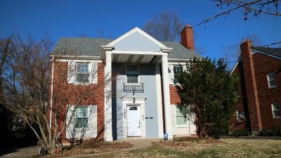 Cincinnati Multi Family Home For Sale: 1627 S Dixon Circle