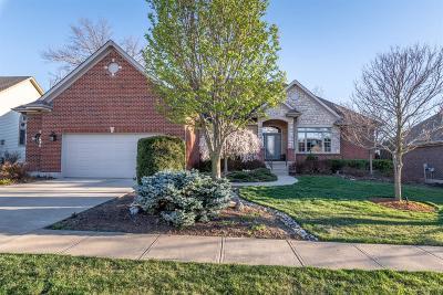 Springboro Single Family Home For Sale: North Hills Boulevard