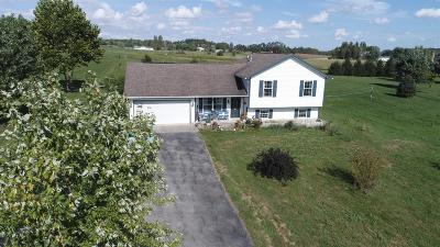 Highland County Single Family Home For Sale: 8025 Wright Road