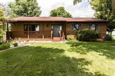 Adams County, Brown County, Clinton County, Highland County Single Family Home For Sale: 6251 St Rt 125