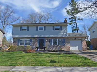 Single Family Home For Sale: 8190 Northport Drive