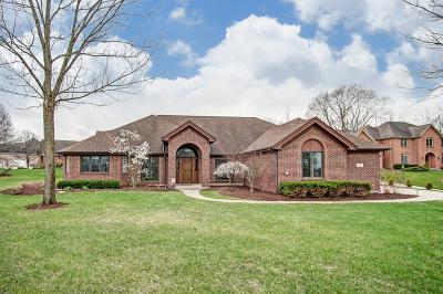 Springboro Single Family Home For Sale: 5 Ailsa Court