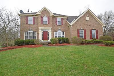 Mason Single Family Home For Sale: 4633 Cedar Village Drive