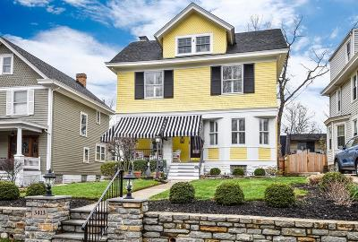Cincinnati Single Family Home For Sale: 3413 Paxton Avenue