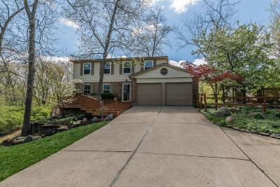 Single Family Home For Sale: 8491 Brandonhill Court
