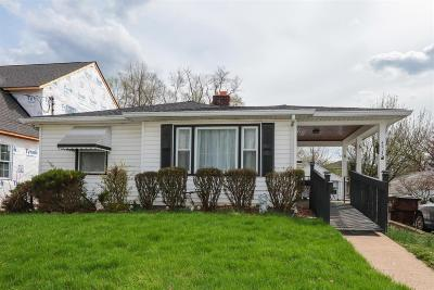 Single Family Home For Sale: 4923 Prospect Avenue