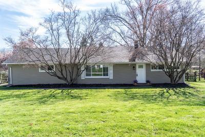 Single Family Home For Sale: 454 Tecumseh Drive