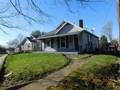 Middletown Single Family Home For Sale: 2413 S Sutphin Street