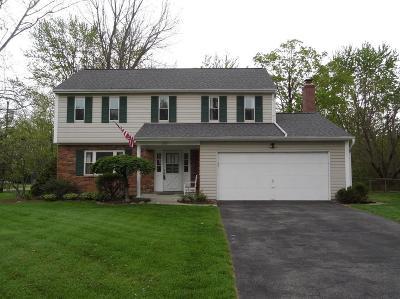 Mason Single Family Home For Sale: 213 Washington Way