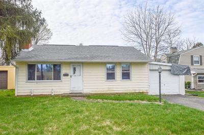 Single Family Home For Sale: 7683 Arlington Avenue
