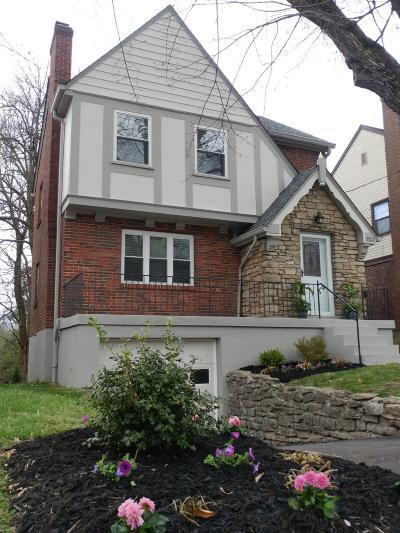 Cincinnati Single Family Home For Sale: 5527 Milan Avenue