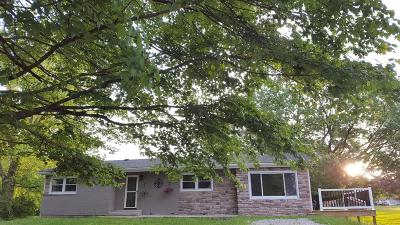 Single Family Home For Sale: 3515 St Rt 222