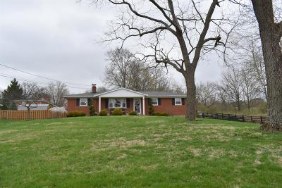 West Chester Single Family Home For Sale: 9690 Crestfield Drive