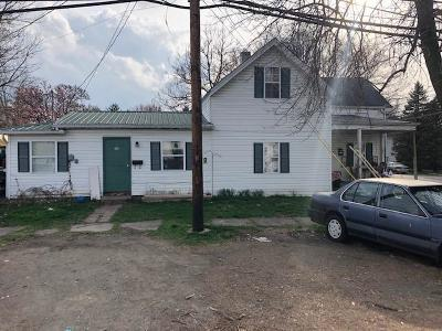 Adams County, Brown County, Clinton County, Highland County Single Family Home For Sale: 111 N Clark Street