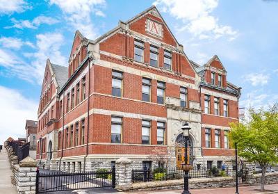 Cincinnati Condo/Townhouse For Sale: 1125 St Gregory Street #202