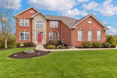 Warren County, Clermont County, Hamilton County, Butler County Single Family Home For Sale: 6524 Holloway Drive