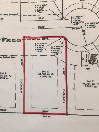 Clinton County Residential Lots & Land For Sale: 234 Grand Vista Drive