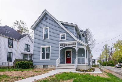 Single Family Home For Sale: 6101 Clephane Avenue