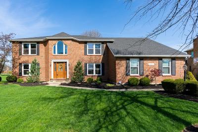 West Chester Single Family Home For Sale: 7291 Wheatland Meadow Court