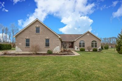 Warren County Single Family Home For Sale: 409 Fitchs Farm Court