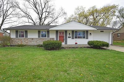 Single Family Home For Sale: 11968 Algiers Drive