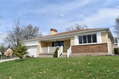Green Twp Single Family Home For Sale: 5730 Sprucewood Drive