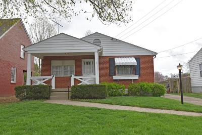 Single Family Home For Sale: 3828 Petoskey Avenue