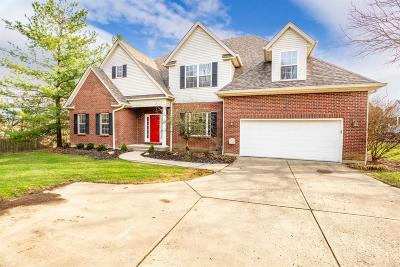 Sharonville Single Family Home For Sale: 8181 McCauly Court