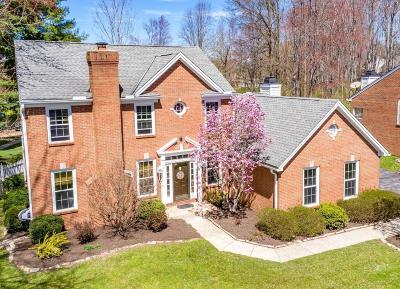 Deerfield Twp. Single Family Home For Sale: 9447 Old Village Drive