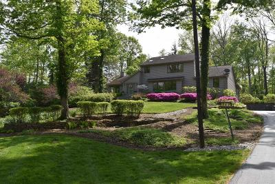 Single Family Home For Sale: 5623 Salem Road