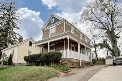 Cincinnati Single Family Home For Sale: 3226 Orion Avenue