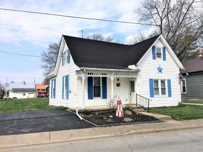 Highland County Single Family Home For Sale: 332 Short Street