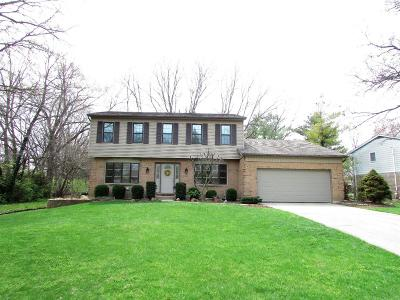 West Chester Single Family Home For Sale: 9233 Gregg Drive