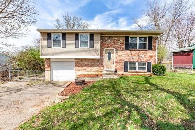 Single Family Home For Sale: 1800 W Kemper Road