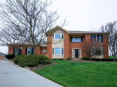 West Chester Single Family Home For Sale: 8441 Deer Path