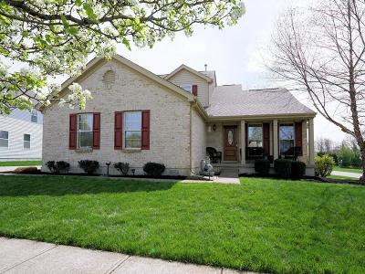 Single Family Home For Sale: 7231 Hargus Drive